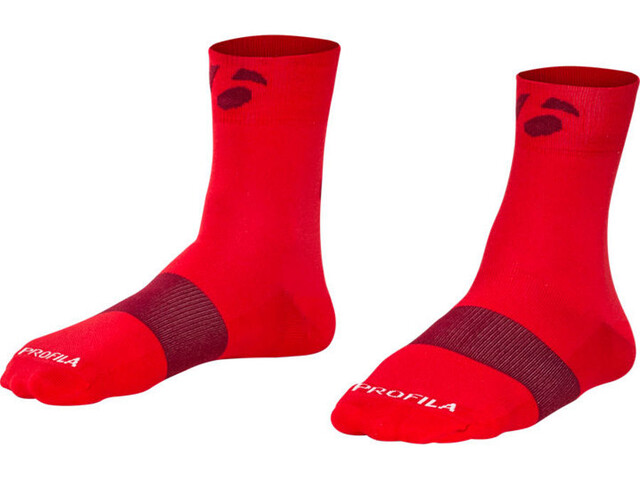 """Bontrager Race 2.5"""" Socks Viper Red"""